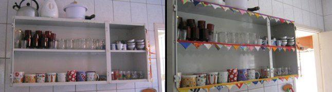 Armários da cozinha 2011